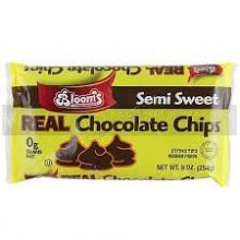 Blooms Real Chocolate Chips