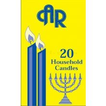 AR 20s Household Candles