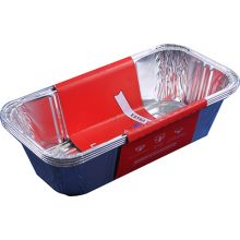 4 x 5lb Loaf Pan Containers