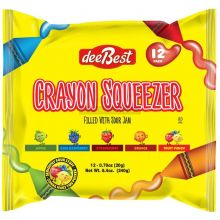 Dee Best Family Pack Crayon Squeezer
