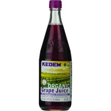 Kedem Super Premium Organic Grape Juice