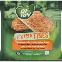 Of Tov Extra Thin Chicken Cutlets