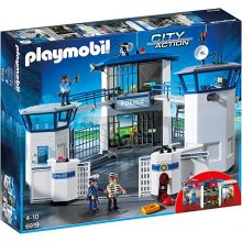 Playmobile Police Station with Prison (6919)