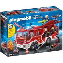 Playmobile Fire Engine with Working Water Cannon (9464)