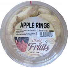 World of Nuts Dried Apple Rings