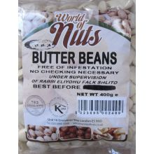 World of Nuts Butter Beans