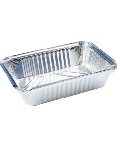 10 Small Loaf Container 6a (NO LIDS)