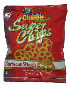 Candy Choice Barbecue Wheels