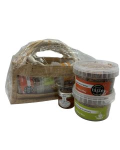 Spice Way Bag of 3 Spice Jute Gift