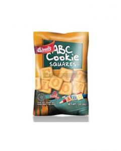 Blooms ABC Mini Biscuits