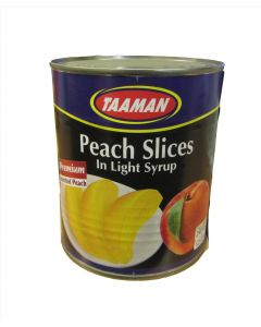 Taaman Peach Slices in Tins