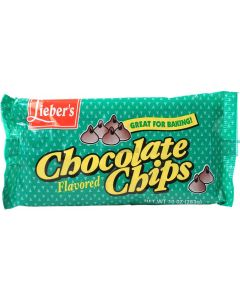 Liebers Flavoured Chocolate Chips