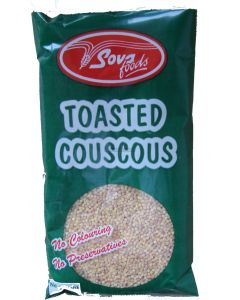 Sova Toasted Couscous